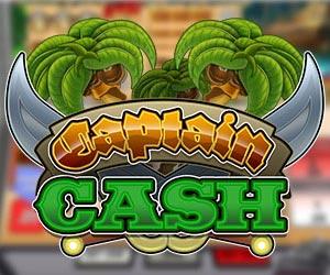 Captain Cash online slot review