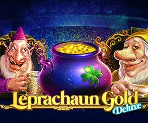 Leprechaun Gold Deluxe online slot review