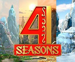 4 Seasons online slot review