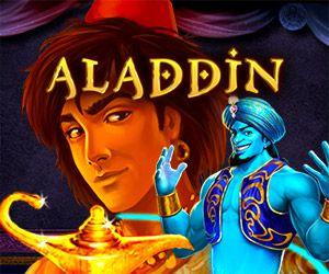 Aladdin online slot review