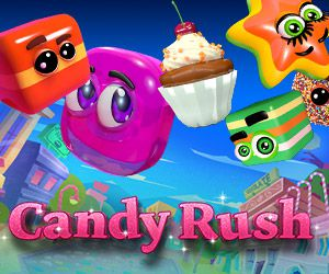 Candy Rush online slot review