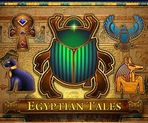 Egyptian Tales online slot review