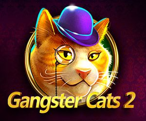 Gangster Cats 2 online slot review