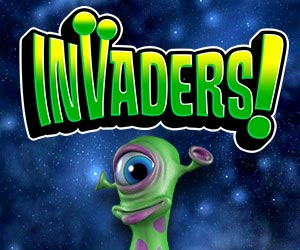 Invaders online slot review