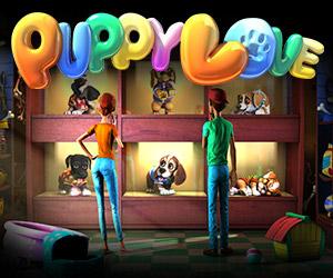 Puppy Love Plus online slot review