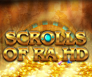 Scrolls of Ra online slot review