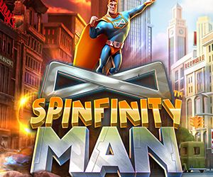 Spinfinity Man online slot review