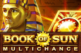 Book of Sun MultiChance online slot